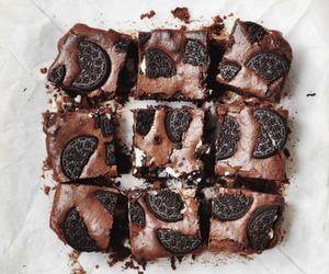 food, oreo, and chocolate image