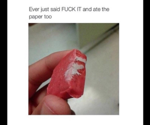 funny, candy, and food image