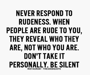 haters and quote image