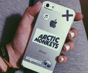arctic monkeys, bands, and iphone case image