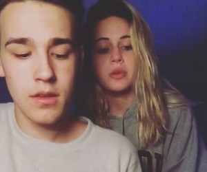 couple, song, and vine image