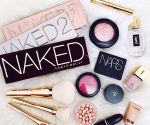 chanel, mac, and naked image