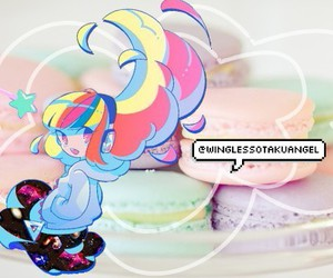 macarons, vocaloid, and galaco image