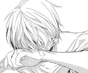 anime, boy, and boys image
