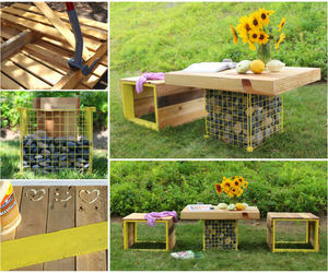 diy, ideas, and pallet image