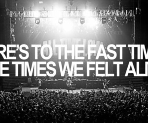 all time low, concert, and gig image