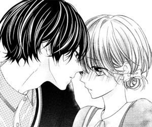 blush and manga image
