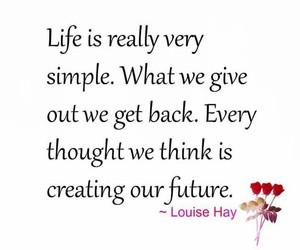 future, inspiration, and life image
