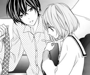 manga and couple image