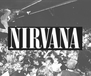 nirvana and concert image