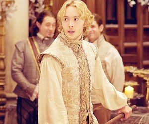 toby regbo, prince, and francis image