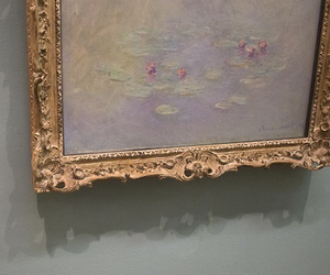 art, painting, and pale image
