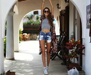 girl, Hot, and outfit image