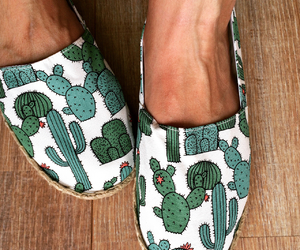 cactus, happy, and shoes image