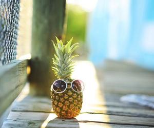 ananas, fun, and summer image