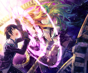 Jude, milla, and tales of xillia image
