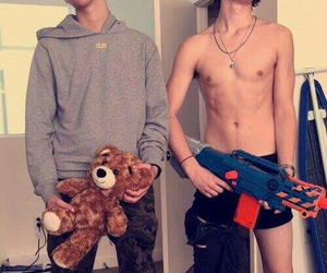 matthew espinosa, nash grier, and old magcon image
