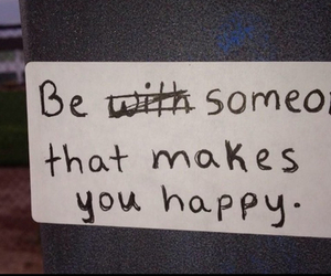 happiness, words, and quote image