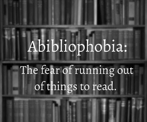 book and fear image