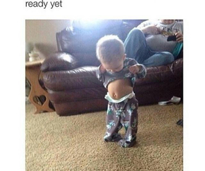funny, summer, and baby image