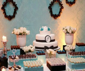 candy bar, party, and sweet 16 image