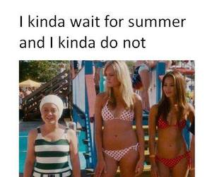 summer, funny, and friends image