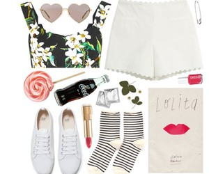 60s, lolita, and Polyvore image