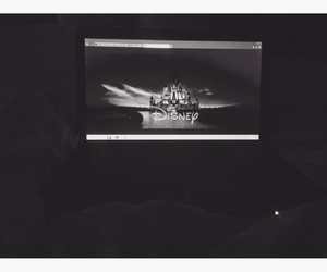 bed, comfy, and disney image