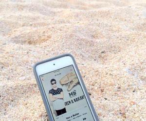 beach, mario bautista, and ven a bailar image