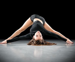 dance, dancers, and flexibility image