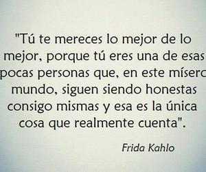 frases, love, and frida kahlo image