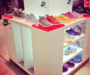 nike, shoes, and fitness image