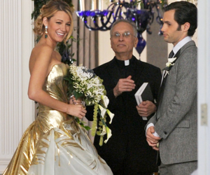 gossip girl, dan, and serena image