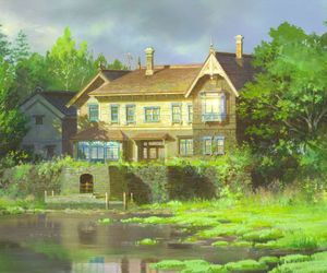 omoide no marnie, when marnie was there, and anime image