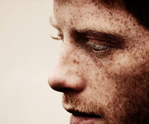 freckles, boy, and ginger image
