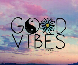 good, vibes, and good vibes image