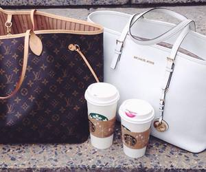 bags, girl, and Michael Kors image