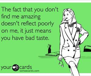 ecards, mean, and funny image