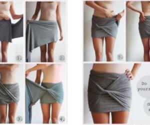 skirt and diy image
