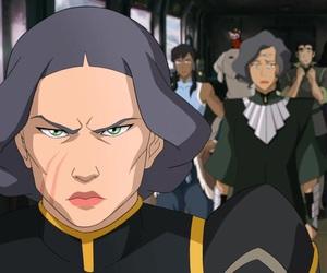avatar, mako, and lin image