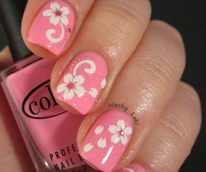 nails, nail polish, and esmaltes image