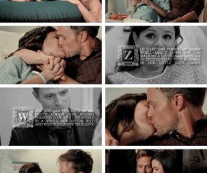couple, kiss, and zoe hart image