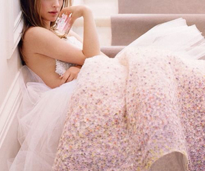 natalie portman, dior, and dress image