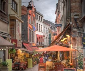 belgium, city, and market image