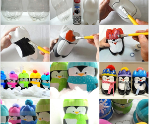 diy and penguin image