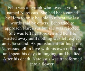 echo, greek, and mythology image