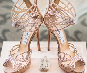 glamour and shoes image