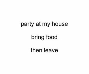 food, party, and funny image