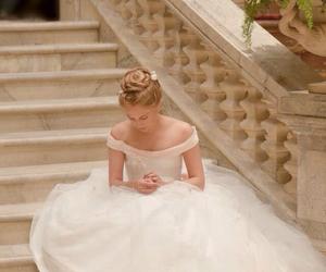 dress, anna karenina, and wedding image