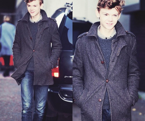 newt, thomas sangster, and boy image